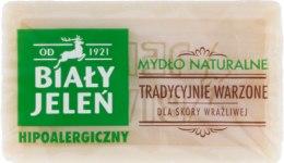 Парфюми, Парфюмерия, козметика Хипоалергенен натурален сапун - Bialy Jelen Hypoallergenic Natural Soap