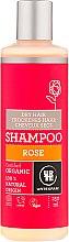 """Парфюмерия и Козметика Шампоан за суха коса """"Роза"""" - Urtekram Rose Dry Hair Shampoo"""