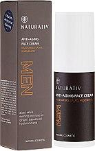 Парфюми, Парфюмерия, козметика Крем за лице - Naturativ Men Face Cream