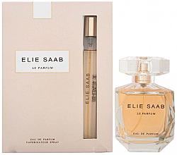 Парфюмерия и Козметика Elie Saab Le Parfum - Комплект парфюмна вода (edp/90ml + edp/mini/10ml)