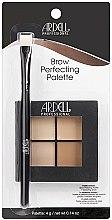 Парфюмерия и Козметика Кремообразна палитра за вежди - Ardell Brow Perfecting Palette