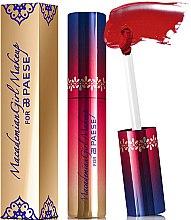 Парфюми, Парфюмерия, козметика Течно червило за устни - Paese Macademian Girl Liquid Lipstick