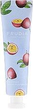 Парфюмерия и Козметика Подхранващ крем за ръце с екстракт от маракуя - Frudia My Orchard Passion Fruit Hand Cream