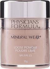 Парфюмерия и Козметика Минерална насипна пудра за лице - Physicians Formula Mineral Wear Loose Powder SPF 16