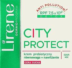 Парфюми, Парфюмерия, козметика Крем за суха кожа - Lirene City Protect Cream