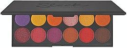 Парфюмерия и Козметика Палитра сенки за очи - Sleek MakeUP iDivine Chasing The Sun Eyeshadow Palette
