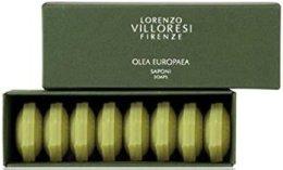 Парфюми, Парфюмерия, козметика Комплект - Lorenzo Villoresi Olea Europaea (soap/8x20g)