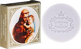 Парфюмерия и Козметика Натурален сапун - Essencias De Portugal Religious Santo Antonio Lavender