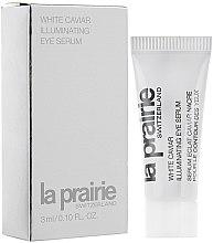 Парфюми, Парфюмерия, козметика Серум с бял хайвер за околоочния контур - La Prairie White Caviar Illuminating Eye Serum