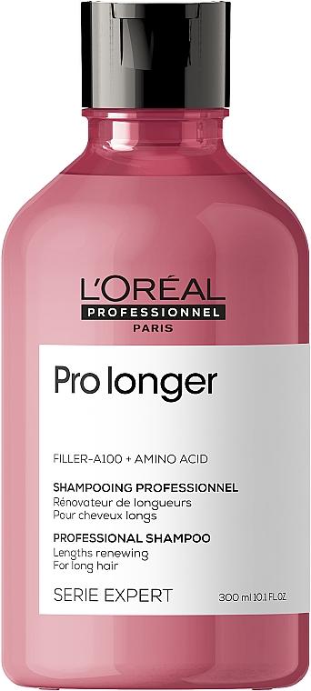 Шампоан за възстановяване на дължините - L'Oreal Professionnel Pro Longer Lengths Renewing Shampoo