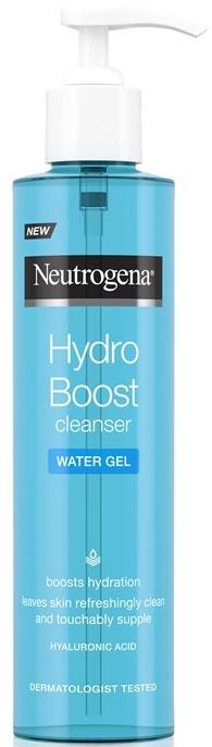 Почистващ гел за лице - Neutrogena Hydro Boost Cleanser Water Gel