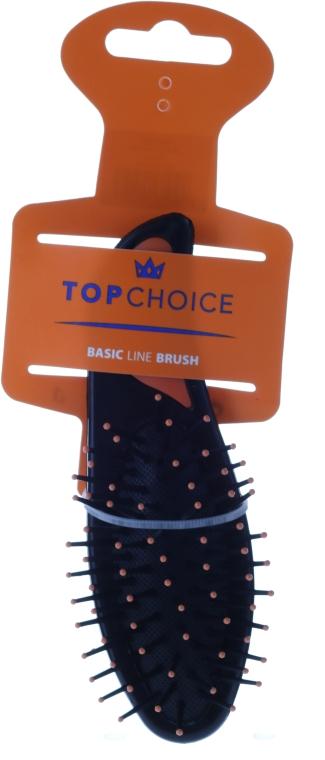 Малка четка за коса, 2007, оранжева - Top Choice — снимка N1