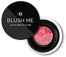 Парфюмерия и Козметика Руж за лице - Alice In Beautyland Blush Me
