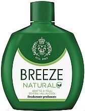 Парфюмерия и Козметика Breeze Deo Squeeze Natural Essence - Дезодорант за тяло