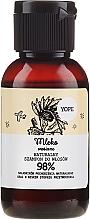 Парфюмерия и Козметика Натурален шампоан за нормална коса с овесено мляко - Yope (мини)
