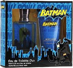 Парфюмерия и Козметика DC Comics Batman - Комплект (тоал. вода/75ml + душ гел/150ml)