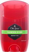 Парфюми, Парфюмерия, козметика Стик дезодорант - Old Spice Danger Zone Deodorant Stick