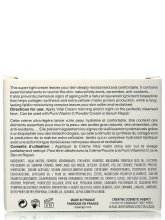 Лек овлажняващ гел за лице - Dr Sebagh Vital Cream — снимка N2