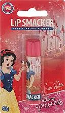 "Парфюми, Парфюмерия, козметика Балсам за устни ""Снежанка"" - Lip Smacker Disney Princess Snow White Lip Balm Cherry Kiss"
