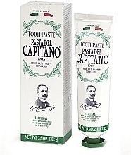 Парфюмерия и Козметика Паста за зъби с натурални билки - Pasta Del Capitano 1905 Natural Herbs Toothpaste
