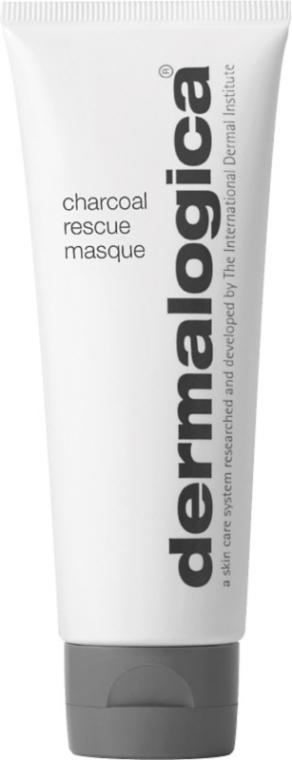 Многофункционална маска, подобряваща състоянието на уморената кожа - Dermalogica Charcoal Rescue Masque