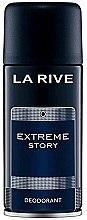 Парфюми, Парфюмерия, козметика Парфюмен дезодорант за мъже - La Rive Extreme Story