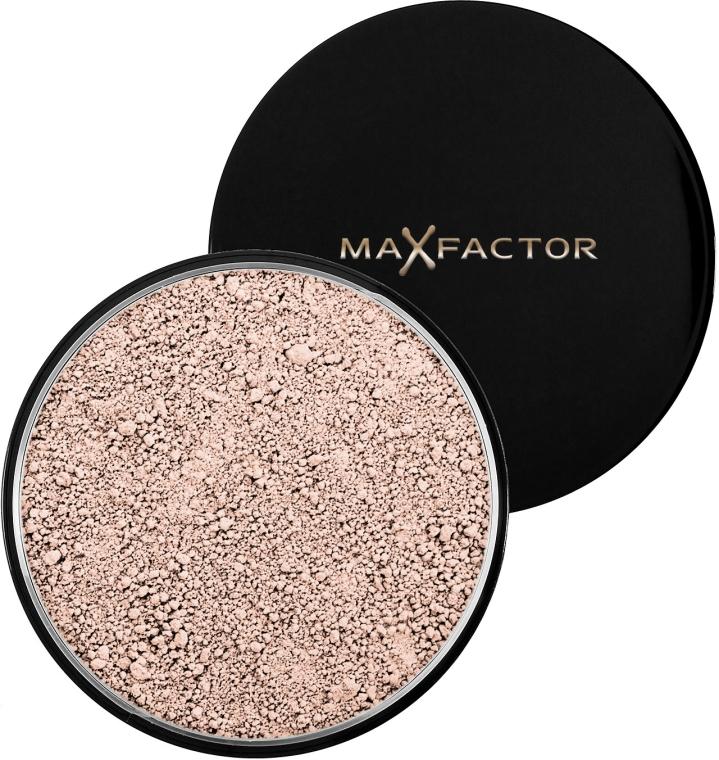 Пудра на прах - Max Factor Loose Powder — снимка N1