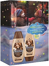 Парфюмерия и Козметика Комплект за коса - Schwarzkopf Schauma Charity Box (шамп./250ml+балсам/200ml)