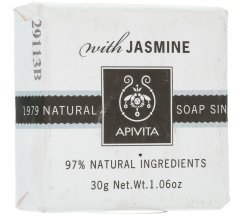 """Парфюми, Парфюмерия, козметика Сапун """"Жасмин"""" - Apivita Soap with Jasmine"""