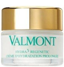 Парфюми, Парфюмерия, козметика Овлажняващ крем за лице - Valmont Hydration Hydra 3 Regenetic Cream