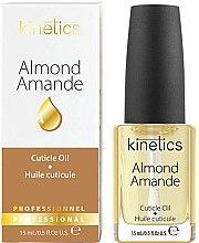 """Парфюми, Парфюмерия, козметика Масло за нокти и кожички """"Бадем"""" - Kinetics Almond Cuticle Oil"""