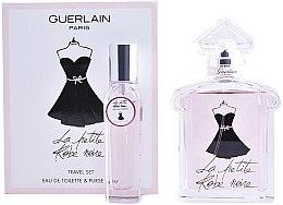 Парфюми, Парфюмерия, козметика Guerlain La Petite Robe Noire Ma Robe Cocktail - Комплект тоалетна вода (edt/100ml+ edt/15ml)