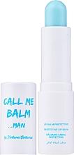 Парфюмерия и Козметика Балсам за устни - Fontana Contarini Call Me Balm Man Protective Lip Balm