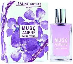 Парфюми, Парфюмерия, козметика Jeanne Arthes Musc Ambre - Парфюмна вода