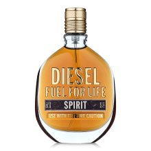 Парфюми, Парфюмерия, козметика Diesel Fuel For Life Spirit - Тоалетна вода (тестер с капачка)