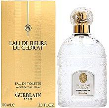 Парфюми, Парфюмерия, козметика Guerlain Eau de Fleurs de Cedrat - Тоалетна вода