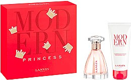 Парфюми, Парфюмерия, козметика Lanvin Modern Princess - Комплект (парф. вода/60ml + лосион за тяло/100ml)