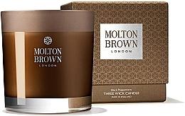 """Парфюмерия и Козметика Molton Brown Black Peppercorn Three Wick Candle - Свещ с три фитила """"Черен пипер"""""""