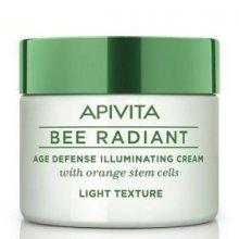 Парфюмерия и Козметика Крем за лице - Apivita Bee Radiant Face Cream
