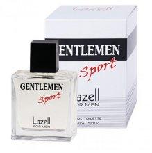 Парфюми, Парфюмерия, козметика Lazell Gentlemen Sport - Тоалетна вода