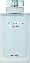 Парфюмерия и Козметика Dolce & Gabbana Light Blue Eau Intense - Парфюмна вода