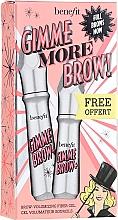 Парфюмерия и Козметика Комплект гелове за вежди - Benefit Gimme More Brow! (brow/gel/3g+brow/gel/1.5g)