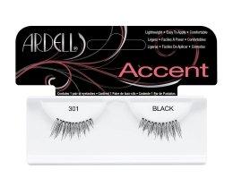 Парфюмерия и Козметика Изкуствени мигли - Ardell Lash Accents Black 301