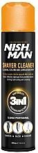 Парфюмерия и Козметика Продукт за почистване и дезинфекциране на фризьорски инструменти - Nishman Shaver Cleaner