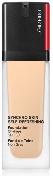 Дълготраен фон дьо тен - Shiseido Synchro Skin Self-Refreshing Foundation SPF 30