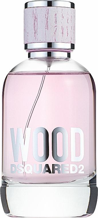 Dsquared2 Wood Pour Femme - Тоалетна вода — снимка N1