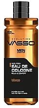 Парфюмерия и Козметика Одеколон след бръснене - Vasso Professional Men Creative Eau De Cologne Tobacco