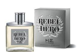 Парфюмерия и Козметика Mango Rebel Hero - Тоалетна вода