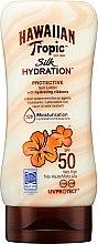 Парфюмерия и Козметика Хидратиращ слънцезащитен лосион - Hawaiian Tropic Silk Hydration Lotion SPF50