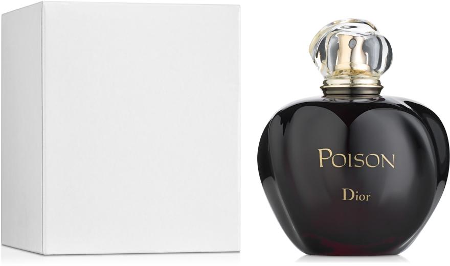 Dior Poison - Тоалетна вода (тестер с капачка)  — снимка N2